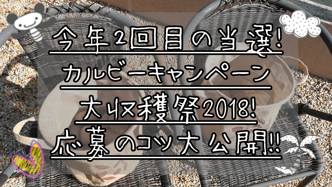 カルビー大収穫祭2018